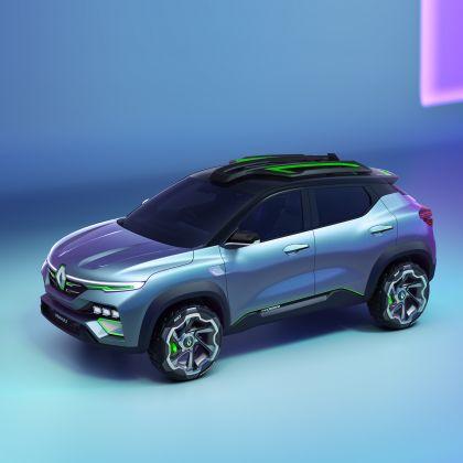 2020 Renault Kiger concept 17