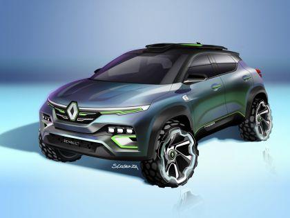 2020 Renault Kiger concept 28