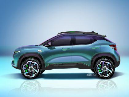 2020 Renault Kiger concept 29