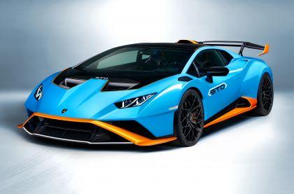 2021 Lamborghini Huracán STO 1