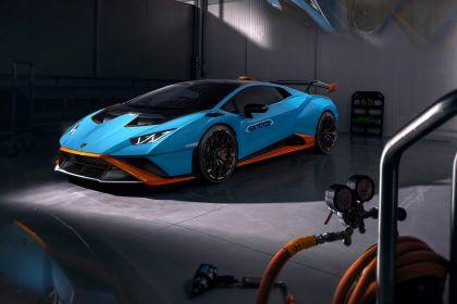2021 Lamborghini Huracán STO 8