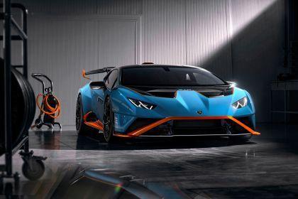 2021 Lamborghini Huracán STO 9