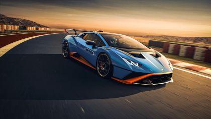 2021 Lamborghini Huracán STO 16