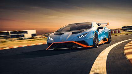 2021 Lamborghini Huracán STO 17