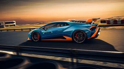 2021 Lamborghini Huracán STO 18