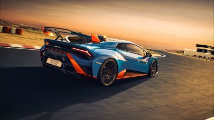 2021 Lamborghini Huracán STO 20