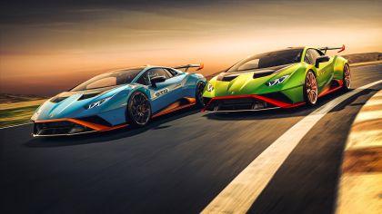 2021 Lamborghini Huracán STO 22