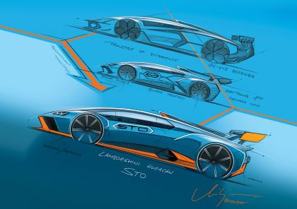 2021 Lamborghini Huracán STO 23