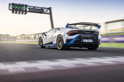 2021 Lamborghini Huracán STO 47