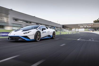 2021 Lamborghini Huracán STO 49