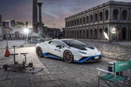 2021 Lamborghini Huracán STO 55
