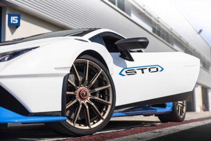 2021 Lamborghini Huracán STO 66