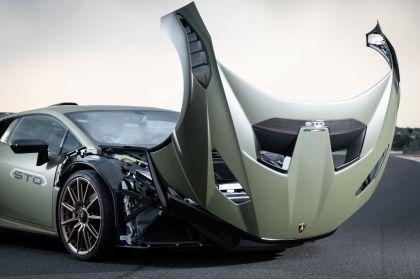 2021 Lamborghini Huracán STO 74