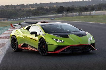 2021 Lamborghini Huracán STO 101