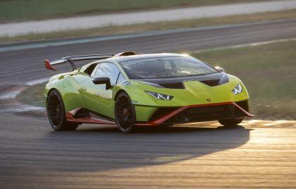 2021 Lamborghini Huracán STO 102
