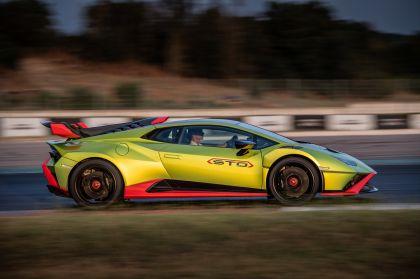 2021 Lamborghini Huracán STO 105