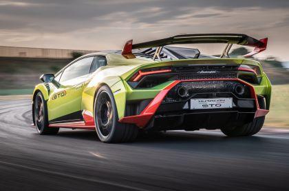 2021 Lamborghini Huracán STO 107