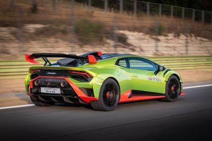 2021 Lamborghini Huracán STO 108