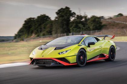 2021 Lamborghini Huracán STO 109