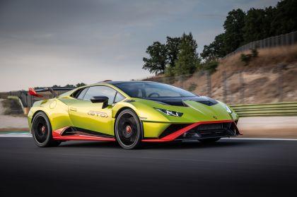 2021 Lamborghini Huracán STO 110