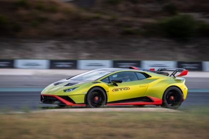 2021 Lamborghini Huracán STO 111