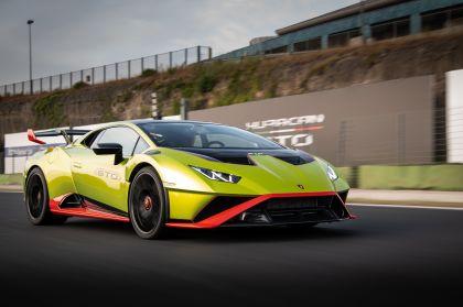 2021 Lamborghini Huracán STO 112