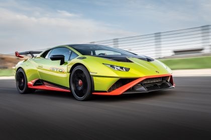 2021 Lamborghini Huracán STO 114