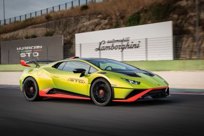 2021 Lamborghini Huracán STO 115
