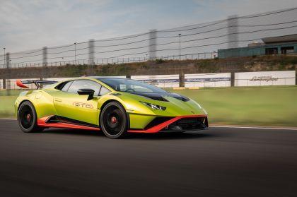 2021 Lamborghini Huracán STO 116