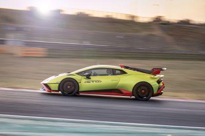 2021 Lamborghini Huracán STO 117