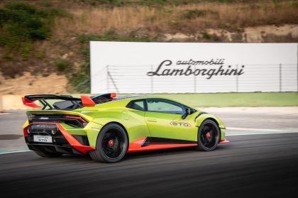 2021 Lamborghini Huracán STO 118