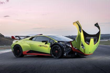 2021 Lamborghini Huracán STO 120