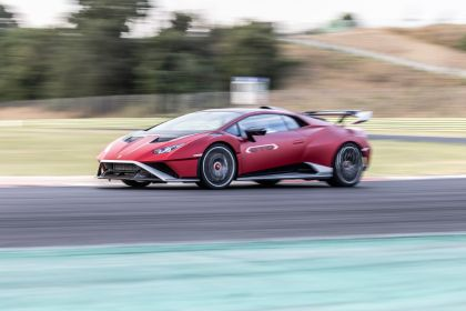 2021 Lamborghini Huracán STO 126
