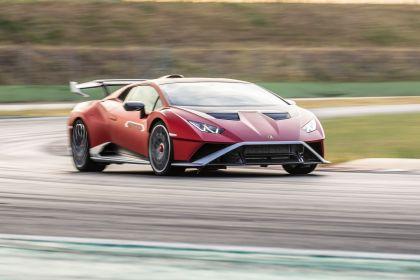 2021 Lamborghini Huracán STO 127
