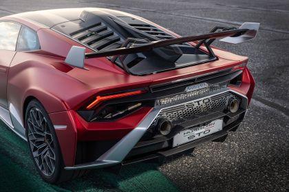 2021 Lamborghini Huracán STO 138