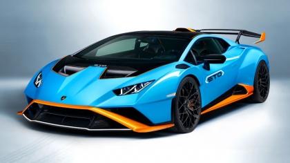 2021 Lamborghini Huracán STO 3