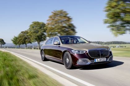 2021 Mercedes-Maybach S-Class ( V223 ) 1