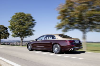 2021 Mercedes-Maybach S-Class ( V223 ) 2