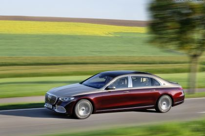 2021 Mercedes-Maybach S-Class ( V223 ) 6
