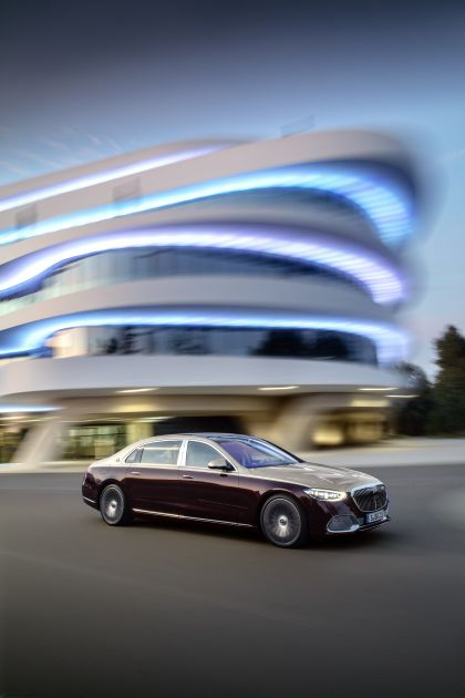 2021 Mercedes-Maybach S-Class ( V223 ) 9