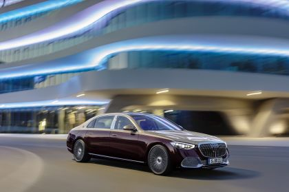 2021 Mercedes-Maybach S-Class ( V223 ) 10