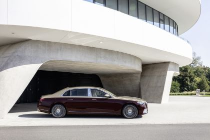 2021 Mercedes-Maybach S-Class ( V223 ) 17