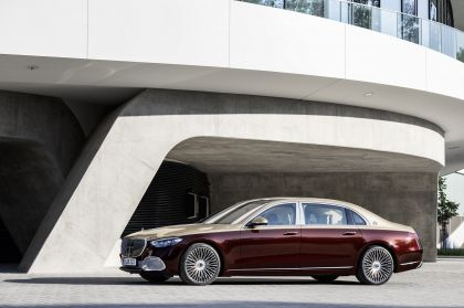 2021 Mercedes-Maybach S-Class ( V223 ) 18