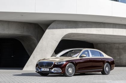 2021 Mercedes-Maybach S-Class ( V223 ) 19
