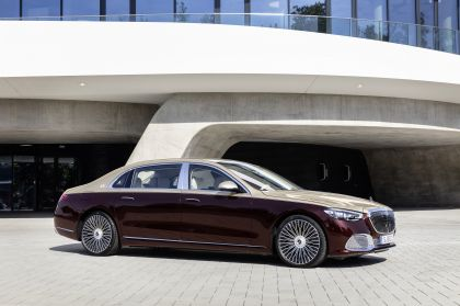2021 Mercedes-Maybach S-Class ( V223 ) 20