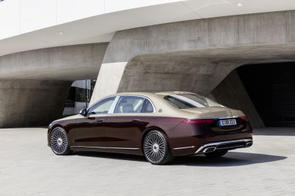 2021 Mercedes-Maybach S-Class ( V223 ) 21