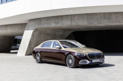 2021 Mercedes-Maybach S-Class ( V223 ) 22