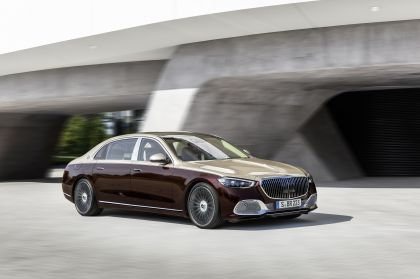 2021 Mercedes-Maybach S-Class ( V223 ) 23