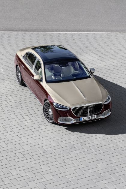 2021 Mercedes-Maybach S-Class ( V223 ) 25