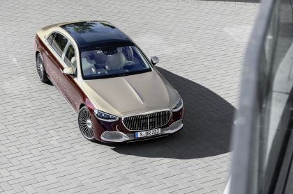 2021 Mercedes-Maybach S-Class ( V223 ) 26